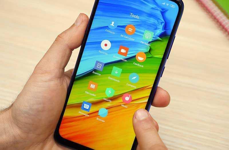 Xiaomi Redmi Note 7 Pro ПО