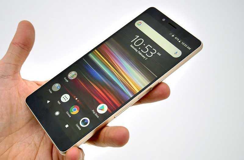 Sony Xperia L3 ПО и ОС