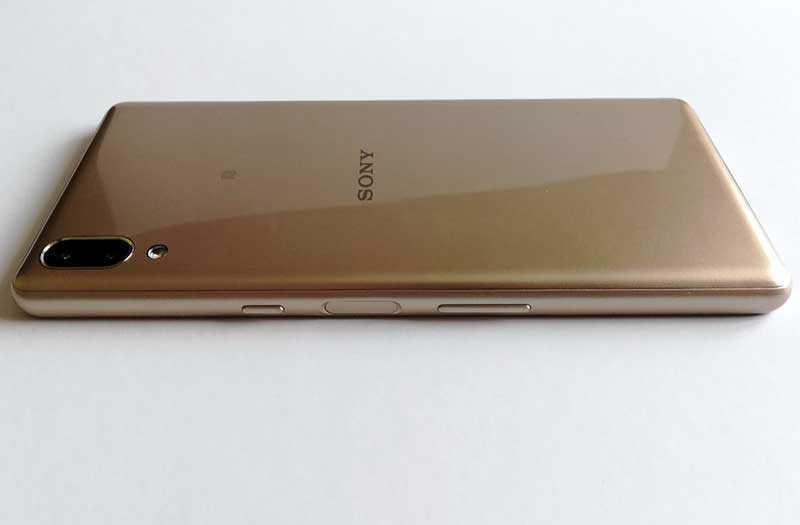 Характеристики Sony Xperia L3