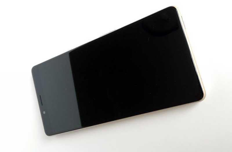 Sony Xperia L3 дизайн
