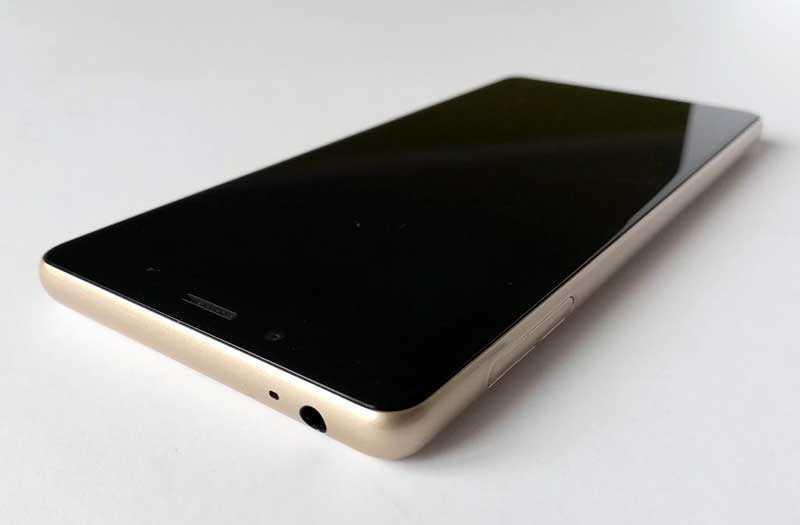Sony Xperia L3 звук