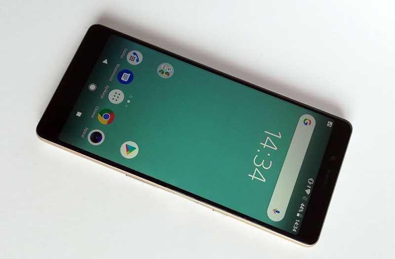 Обзор Sony Xperia L3: бюджетного и неоднозначного — Отзывы TehnObzor