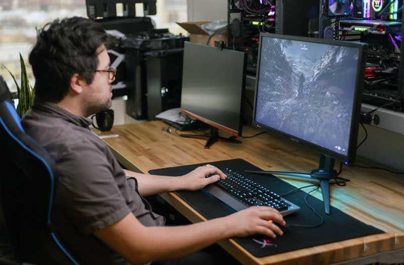 Acer Predator XB273K на практике