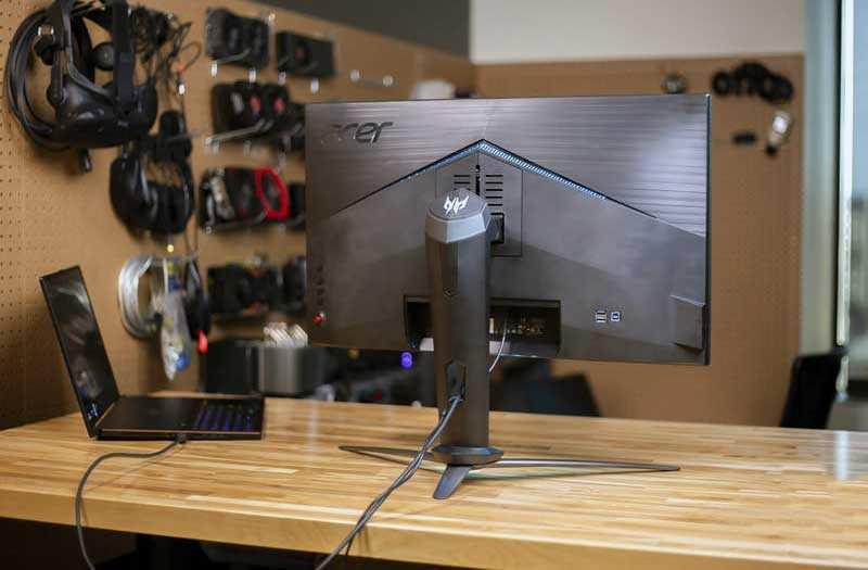 Характеристики Acer Predator XB273K