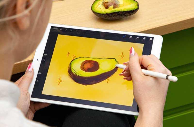 Apple iPad Air 2019 производительность