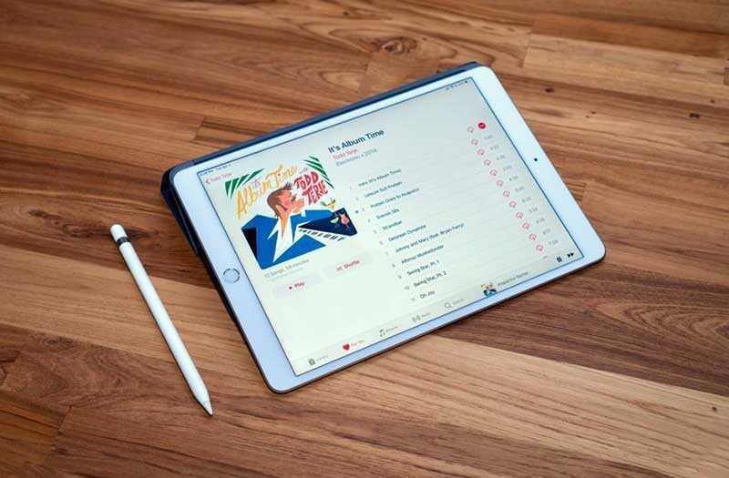 Apple iPad Air 2019 мультимедиа