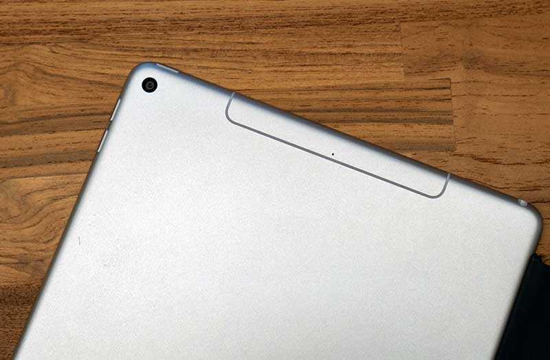 Apple iPad Air 2019 камера