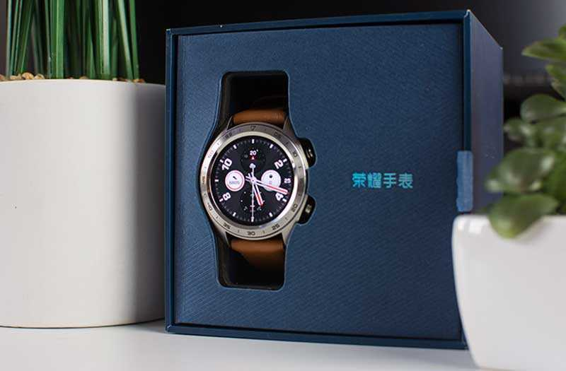 Обзор Honor Watch Magic