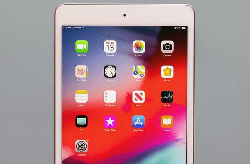 Обзор iPad mini 2019