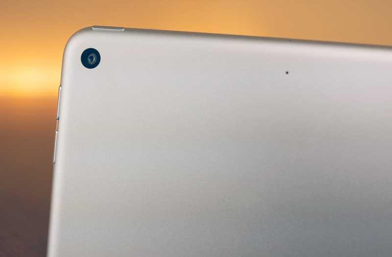 IPad mini 2019 камера