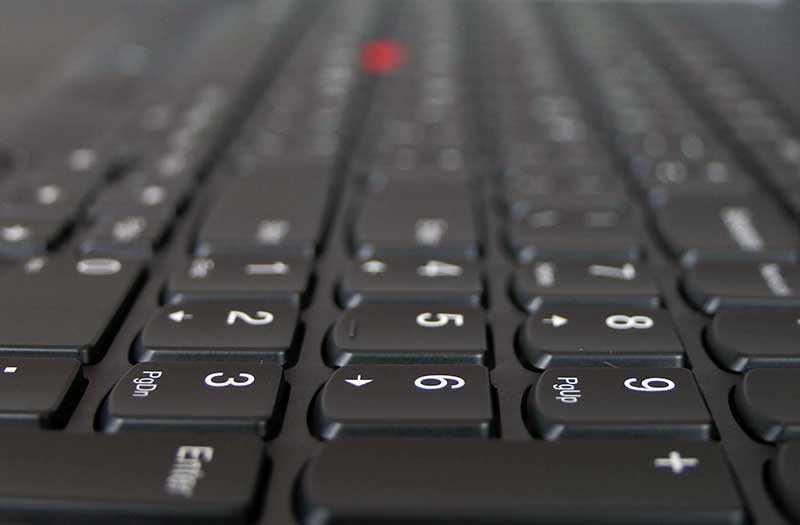 Lenovo ThinkPad L580 клавиатура