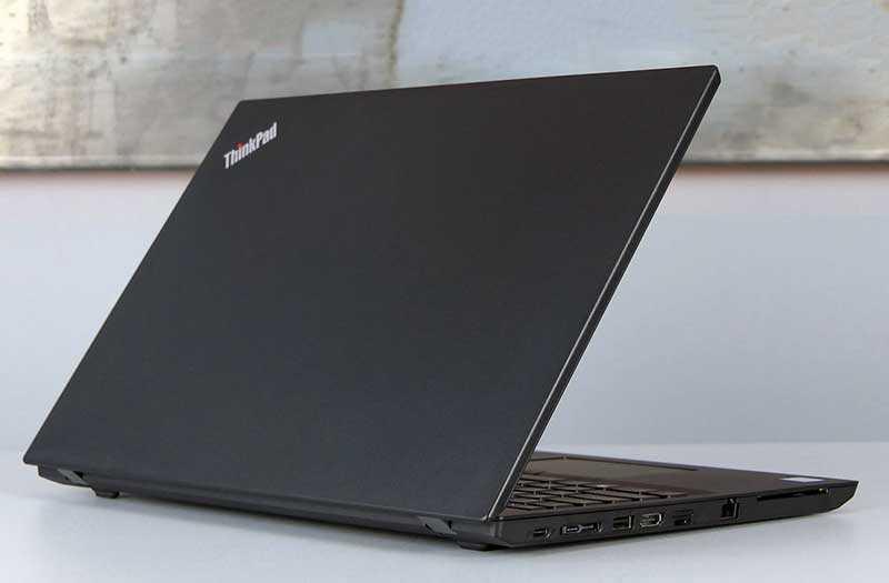 Lenovo ThinkPad L580 внешний вид