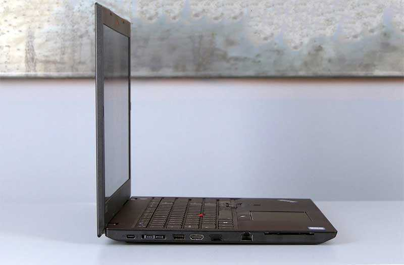 Lenovo ThinkPad L580 автономность