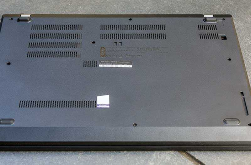 Lenovo ThinkPad L580 накопители