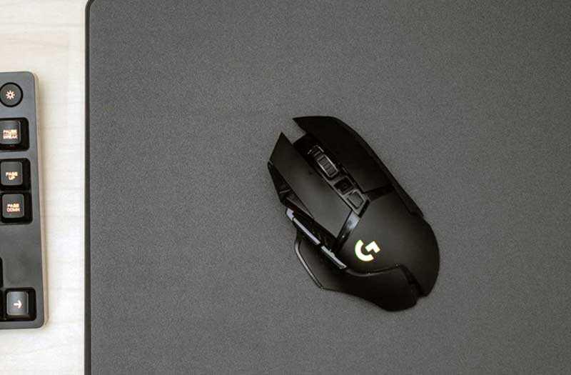 Logitech G502 Lightspeed обзор