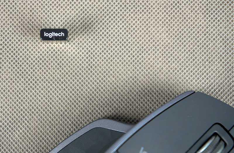 Характеристики Logitech MX Master 2s