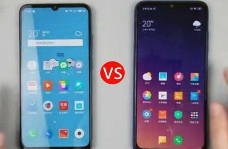 Сравнение Meizu Note 9 и Redmi Note 7 — Отзывы TehnObzor