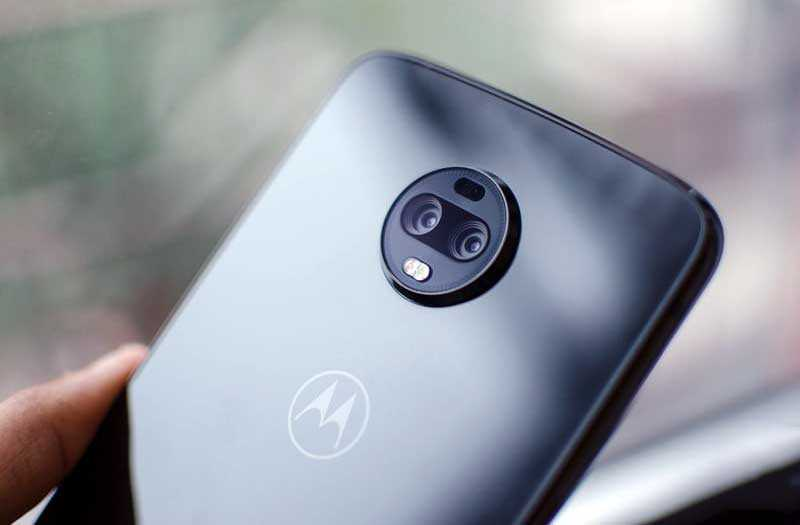 Moto Z3 камеры
