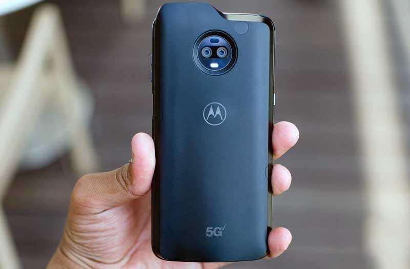 Moto Z3 5G мод