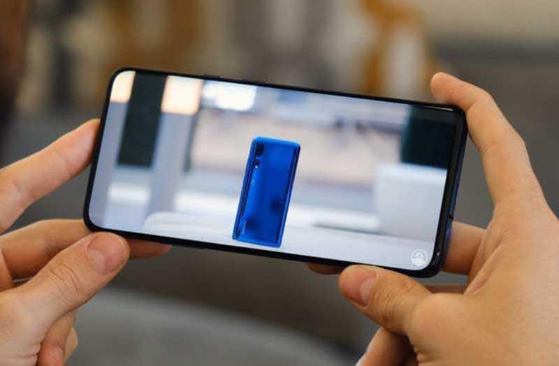 OnePlus 7 Pro съёмка