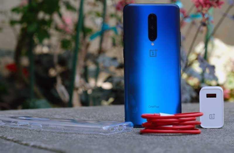 OnePlus 7 Pro автономность