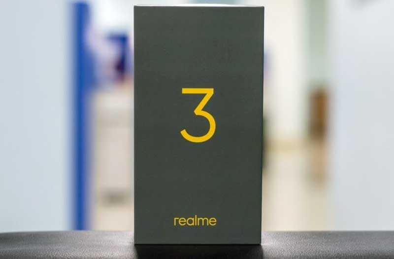 Realme 3 отзывы