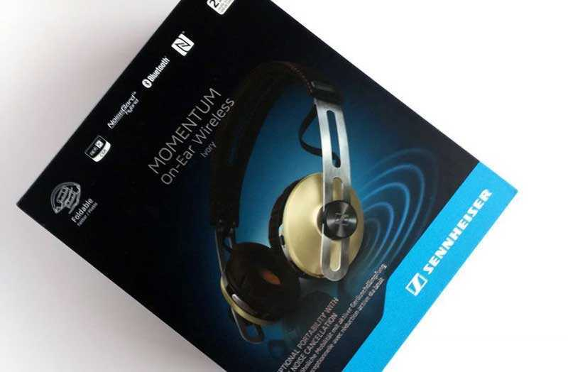 Характеристики Sennheiser Momentum Wireless
