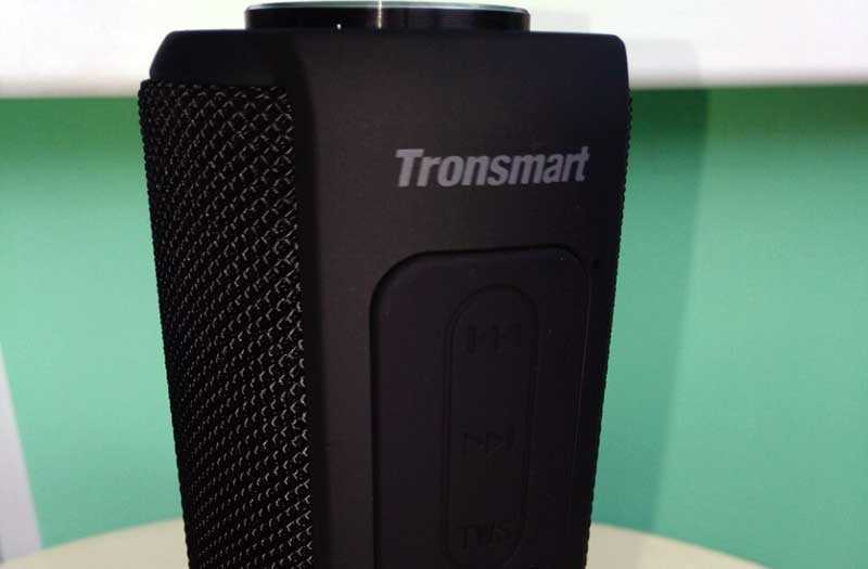 Tronsmart Element T6 Plus управление