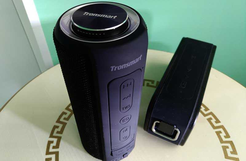 Звук Tronsmart Element T6 Plus