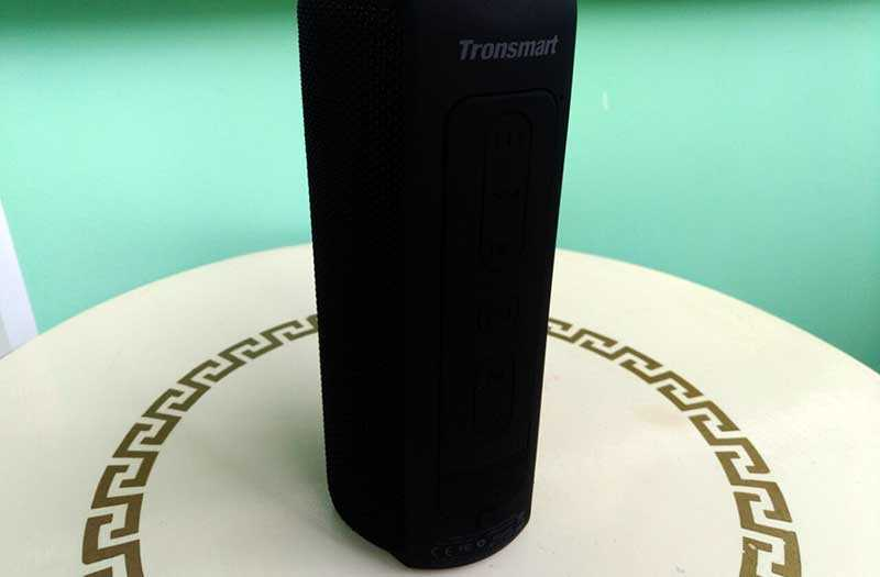 Tronsmart Element T6 Plus дизайн