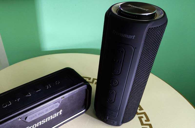 Tronsmart Element T6 Plus звук
