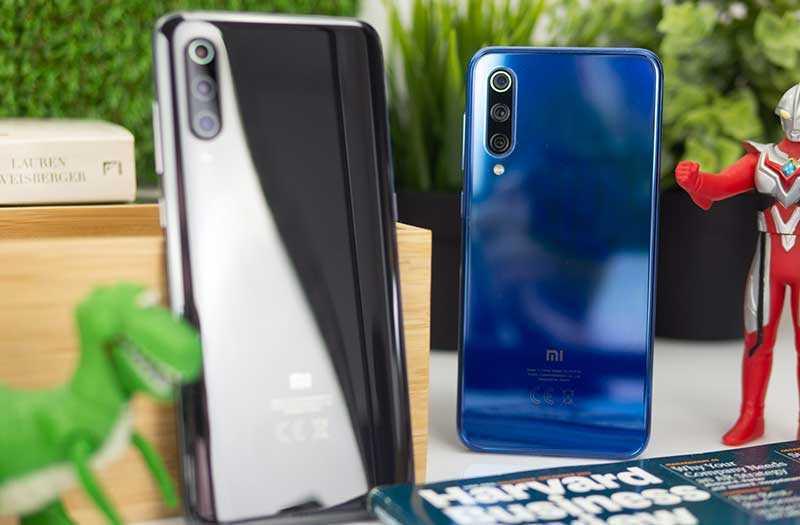 Xiaomi Mi 9 SE дизайн