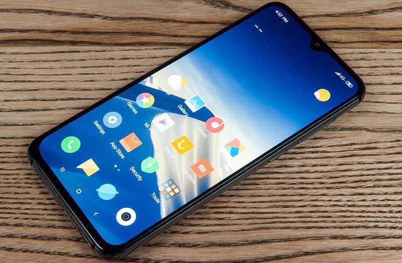 Xiaomi Mi 9 SE интерфейс