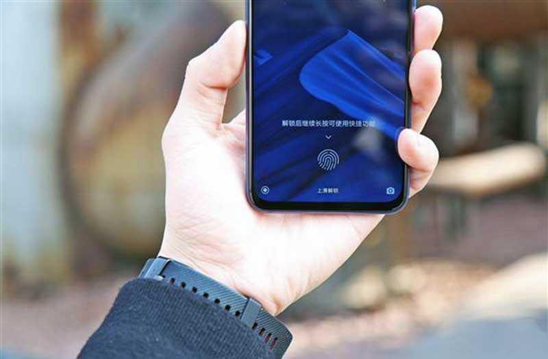 Xiaomi Mi 9 SE сканер