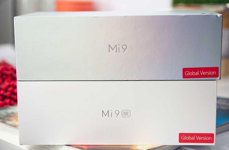 Xiaomi Mi 9 SE отзывы