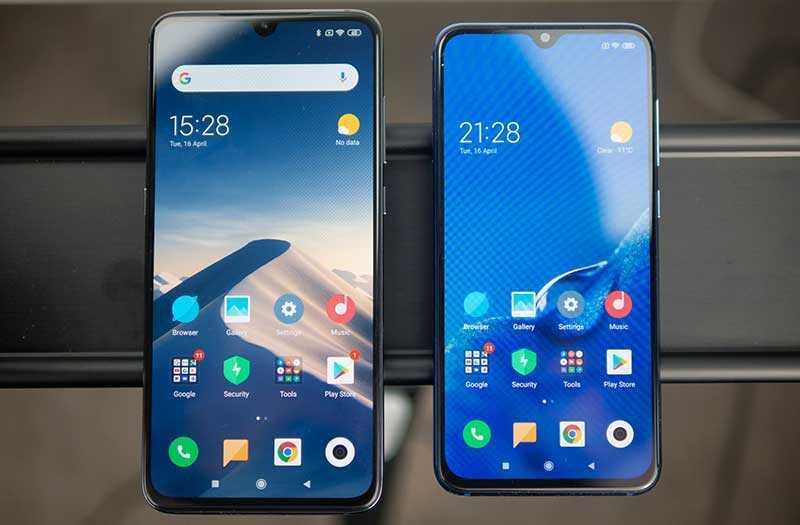 Xiaomi Mi 9 SE система и ПО