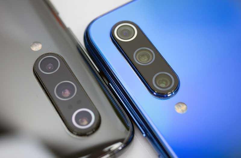 Камера Xiaomi Mi 9 SE