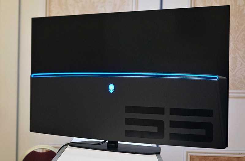 Характеристики Alienware 55 OLED