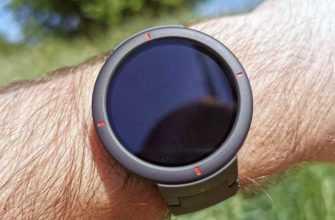 Обзор Amazfit Verge: спортивные часы с GPS — Отзывы TehnObzor