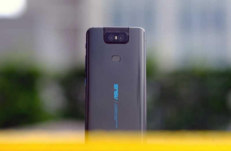 Asus Zenfone 6 объективы