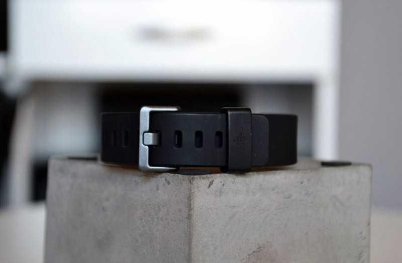Fitbit Inspire HR застёжка