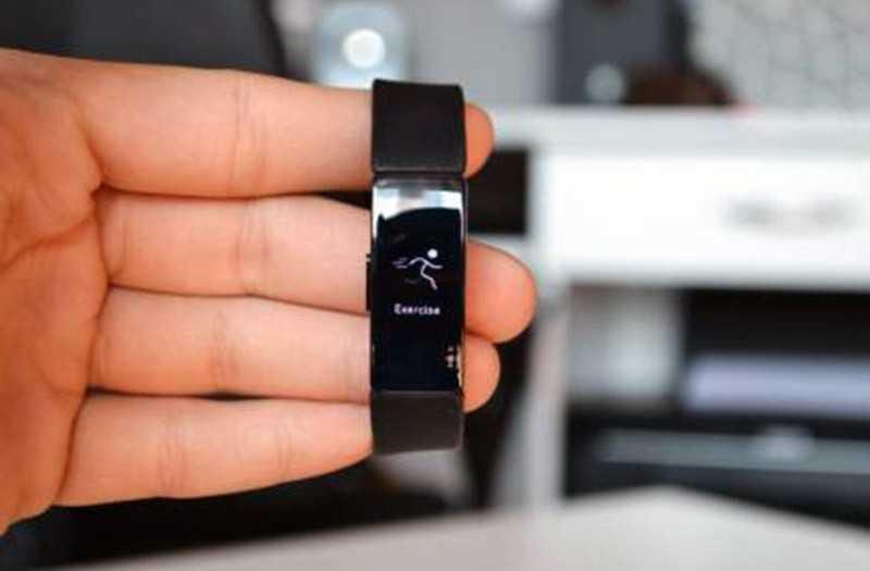 Fitbit Inspire HR спортивные функции