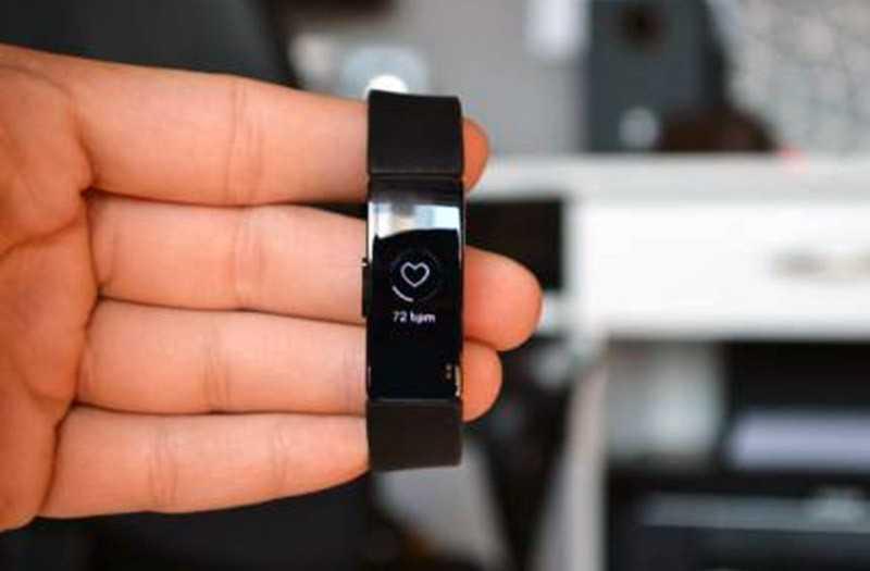 Характеристики Fitbit Inspire HR
