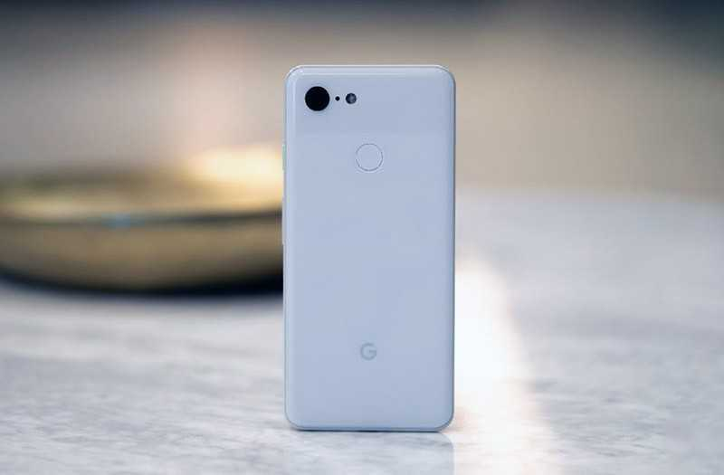 Телефон Google Pixel 3a и Pixel 3a XL