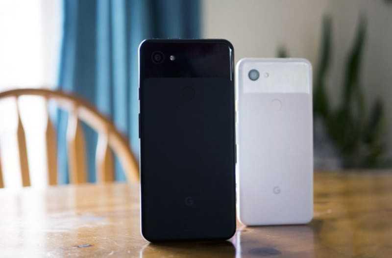 Камеры Google Pixel 3a и Pixel 3a XL