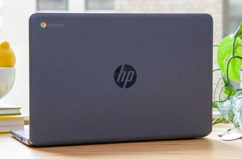 Хромбук HP Chromebook 14