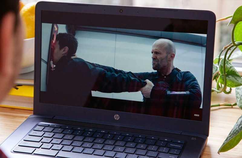 HP Chromebook 14 производительность