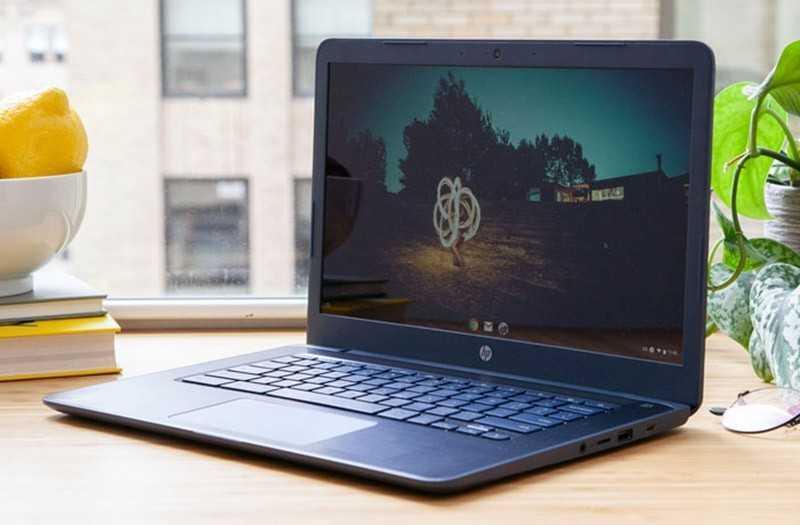 Обзор HP Chromebook 14: первый хромбук на AMD — Отзывы TehnObzor