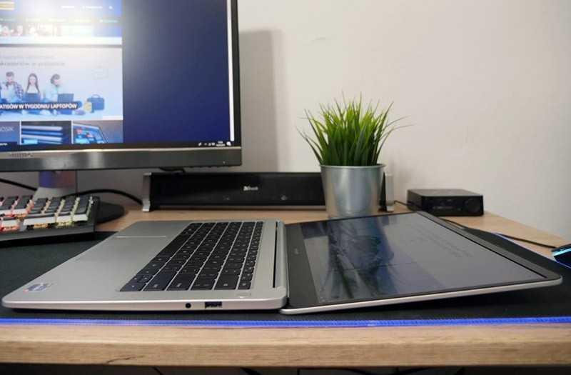 Huawei Matebook D 14 дизайн
