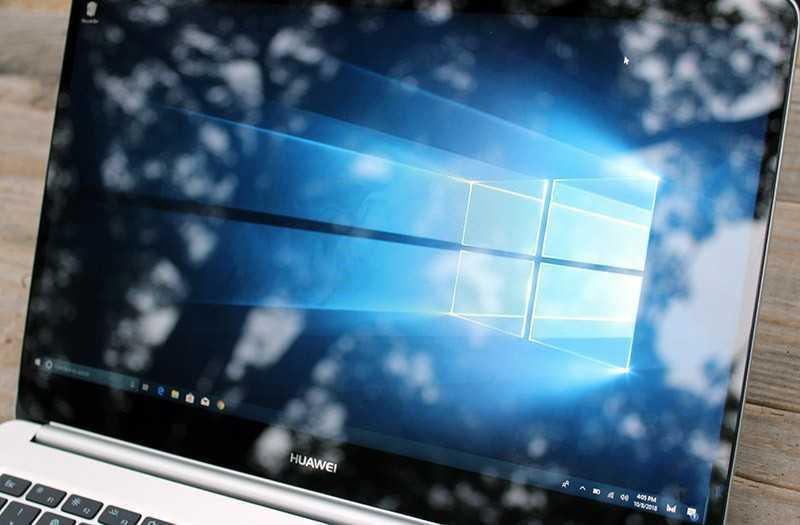 Huawei Matebook D 14 дисплей